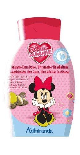 Minnie Mouse, Disney - I Love Minnie Haarbalsam f. seidiges Haar 300 ml