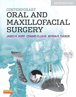 Contemporary Oral And Maxillofacial Surgery - by James R. Hupp, Myron R. Tucker Dds And Edward Ellis Iii 6th Edition