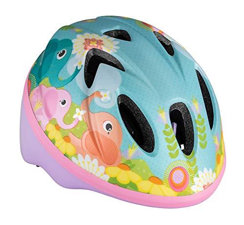 Schwinn Infant Bike Helmet Classic Design, Ages 0-3 Years, Pink Elephants