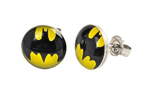 Batman Geralin Gioielli pendientes pendientes pendiente joyas