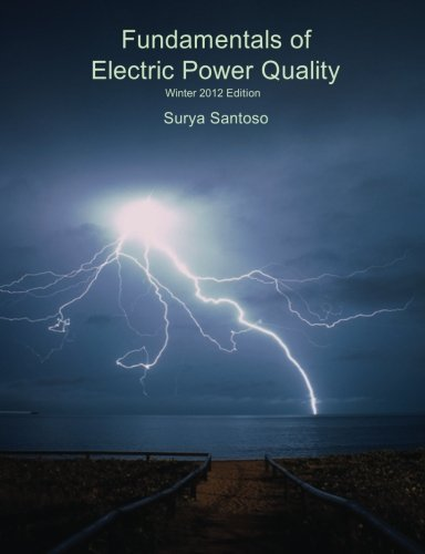 Fundamentals Of Electric Power Quality