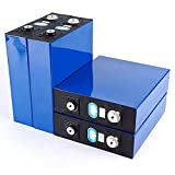 Celdas LiFePO4, Batería Fosfato Hierro Y Litio De 3,2 V 176 Ah, Batería Recargable Ciclo Profundo, Barcos, Vehículos Recreativos, Carritos Golf, Sistema Solar (Color : 4pcs)