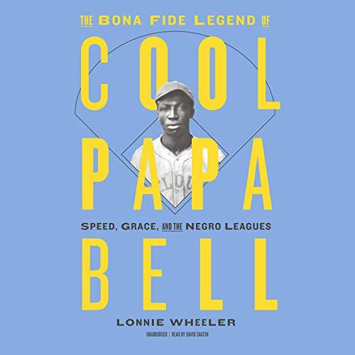 『The Bona Fide Legend of Cool Papa Bell』のカバーアート