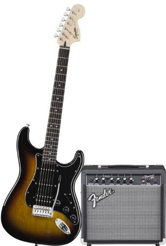 Squier by Fender Affinity Stratocaster Beginner...