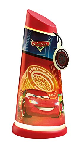 Disney Cars - Veilleuse nomade GoGlow - Rouge (Ref: 274CCC)