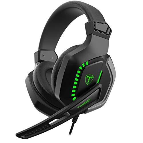 Fone de Ouvido Headset Gamer Eiger T-Dagger T-TRGH208