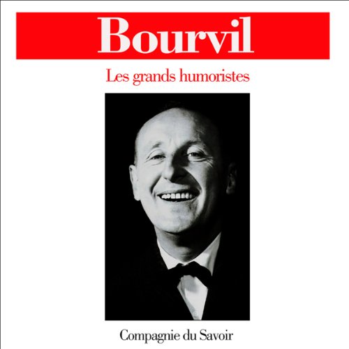 Bourvil audiobook cover art