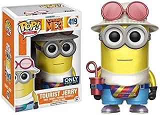 Funko Pop! Movies Despicable Me 3 Metallic Jerry Vinyl Figure