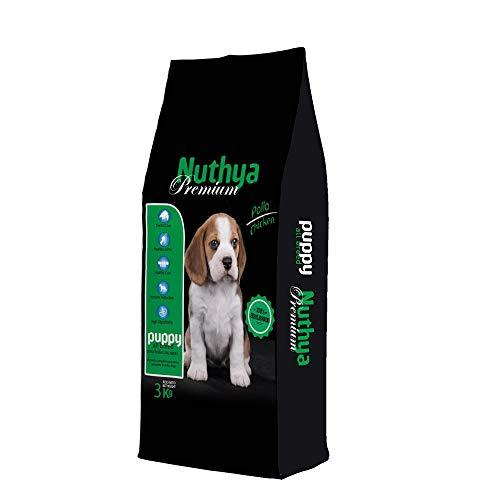 Pienso para Perros Cachorro NUTHYA Premium Puppy 3 kg