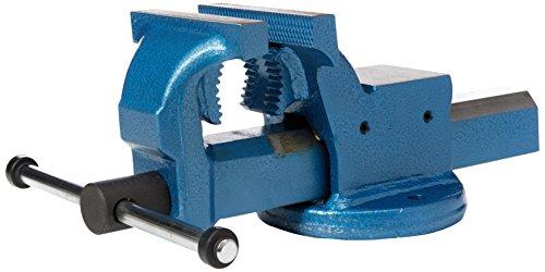Kiesel Werkzeuge MAK 125 Parallelschraubstock, ähnlich ral 5001