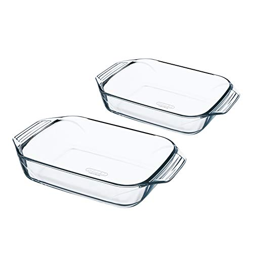 Pyrex 4937701 Backform, Borosilikatglas