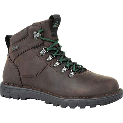Rocky Legacy 32 Waterproof Hiking Boot Size 11.5(W) Brown