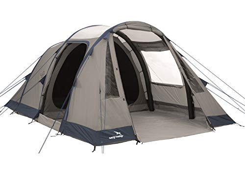 3 Personnes Gris Easy Camp 120251 Tente Tunnel Mixte Adulte Taille