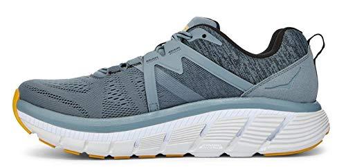 HOKA ONE ONE Men's Gaviota 2 Running Shoe, Lead/Anthracite, 12 D(M) US