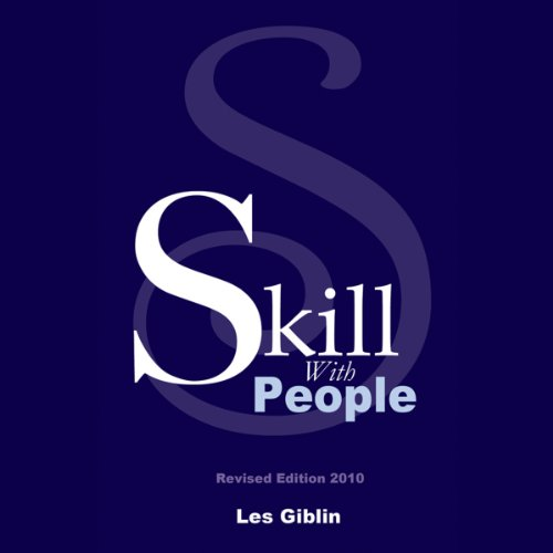 Skill with People audiobook cover art