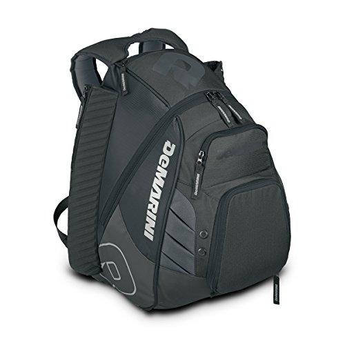 DeMarini Voodoo Rebirth Baseball Backpack-Black