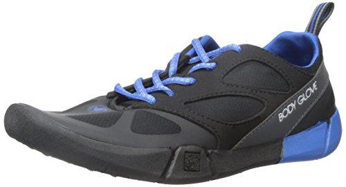 Body Glove Men's Swoop-M, Black/Blue/White, 11 M US