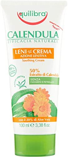 Equilibra Calendula Leni-Crema, 100 ml