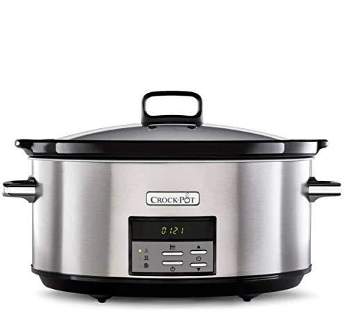 Crock Pot 7.5L Digital Slow Cooker CSC063 UK Plug