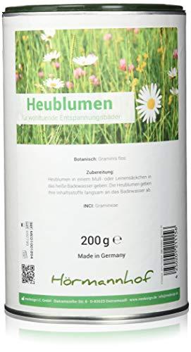 Preisvergleich Produktbild Heublumen für Bad und Wickel,  1er Pack (1 x 200 g)