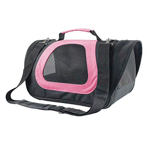 Nobleza -Transportin Gato Perro, Bolsa de Transporte Transpirable para Mascotas, 40 * 23 *...