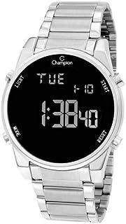 Relógio Champion Feminino Digital Prata CH40071T