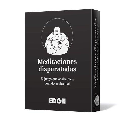 Comprar juego de mesa: Edge Entertainment- Meditaciones disparatadas (EDGLA02) , color/modelo surtido