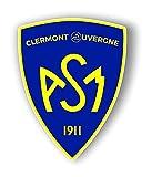 France Blasons Clermont Auvergne Rugby ASM Sticker, Autocollant, Plusieurs Tailles (15)