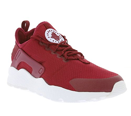 Nike W Air Huarache Run Ultra, Zapatillas de Running para Mujer, Rojo (Rojo (Noble Red/White), 40.5 EU