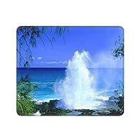 ビーチ風景 タペストリー 自然景観 ゲーミングマウスパッド マウスパッド ゲーミング 大型 キーボードパッド 防水 ズレない