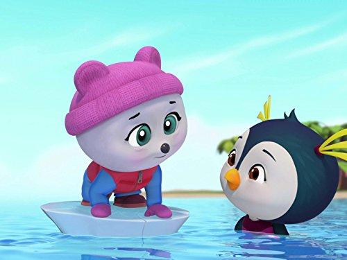 Penny rettet einen Polarbären / Shirley Squirrelys großer Flug