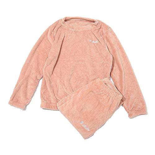 Schlafanzüge Mädchen Mädchen Fleece Schlafanzüge Warme Winter Pyjamas Schlafanzüge für Mädchen Teen Langarm Big Girl Nachtwäsche
