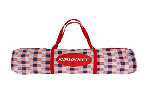 Rukket Equipment Bag Pro | Large Sport Duffle Bag for Baseball Basketball Softball & Golf Nets | Heavy Duty Padded Replacement Bag for Teams & Coaches (Carry Bag Pro)