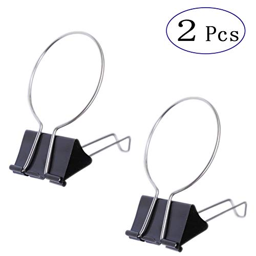 Tfwadmx 2 Pack Desk Cup Holder, Multifuction Desktop Binder Cup Clamp Holder Clips For Table, Chair, Pen Storage Rack, Drinking Coffee, Home Office