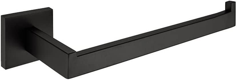 Aothpher Elegant Edelstahl Doppel Badetuchhalter Handtuchhalter Handtuchst/änder mit Ablage 600mm Bad Wandmontage /… /…