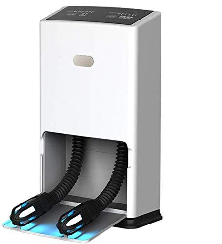 Secado de zapatos Secador de zapatos Calentador de arranque, con temporizador UV y esterilización de ozono Decorante de desodorante Evite olor, guantes portátiles eléctricos Calentador de calefacción,