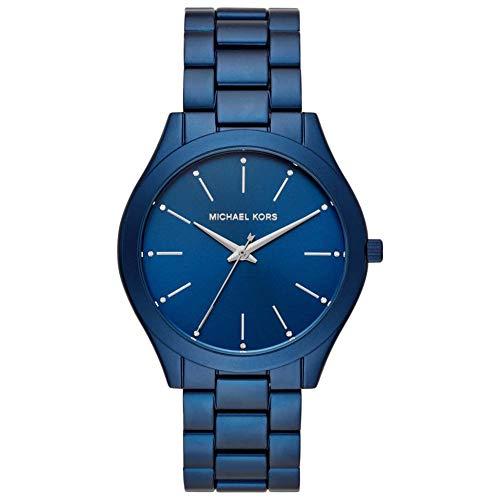 Michael Kors - Reloj de Cuarzo de Aluminio para Mujer MK4503
