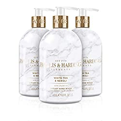 Luxury hand wash Perfect to add a touch of class to your bathroom or kitchen Gorgeous fragrances Designs inspired by the elements Cruelty free, paraben free, Made in UK
