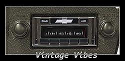 top 10 usa 230 radio 1973-1988 Custom Auto Sound Pickup USA-230AM / FM Stereo Radio 200W