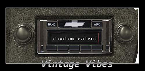 1973-1988 Pickup Truck Custom Autosound USA-230 AM/FM Stereo Radio 200 watts