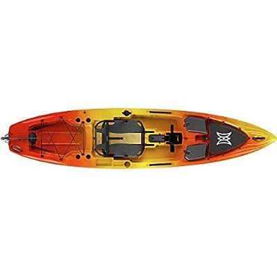 Perception Perception Pescador 12.0 Pilot Kayak from Perception