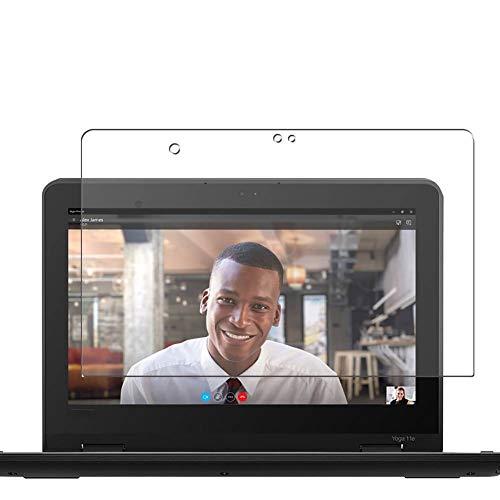 Vaxson 4 Unidades Protector de Pantalla, compatible con Lenovo ThinkPad Yoga 11e 13' [No Vidrio Templado] TPU Película Protectora