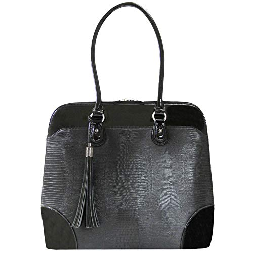 Laptop Tote Bag For Women Luxury Designer Laptop Shoulder Bag Computer Purse