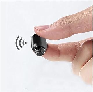 Portable Small HD كام مع الرؤية الليلية والكشف عن الحركة - الكاميرا الأمنية الداخلية الأمن للمنزل والمكتب - مخفي تجسس كام،...