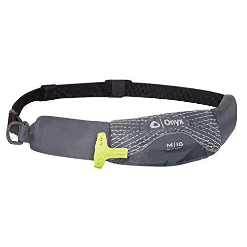 Onyx m 16 Unisex Belt Pack Manual Inflatable Life Jacket (PFD)