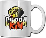 Cobra Kai Glossy Ceramic Coffee Mug Tea Cup For Office And Home