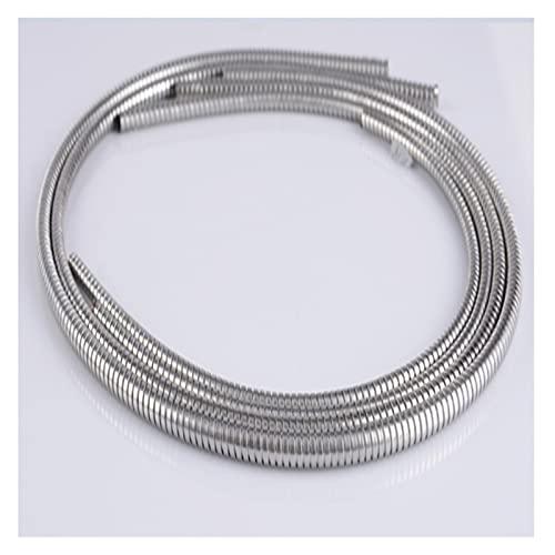 LHSJYG Manguito Cable,Organizador Cables 1 UNIDS Material de Acero Inoxidable de Acero...