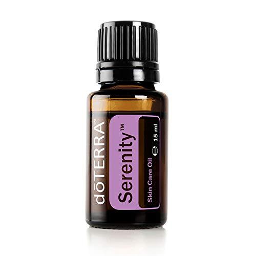Doterra Serenity Essential Oil – Mélange d'huiles apaisantes (favorise le sommeil) 15 ml