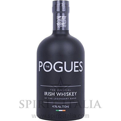 The Pogues The Official Irish Whiskey of the Legendary Band 40,00% 0.7 l.