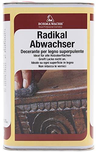 PROFI Radikal Abwachser Möbel Reiniger Antikmöbel Reiniger Entwachser 500ml